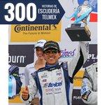 RT @1AntonioPerez: ¡Gracias @escuderiatelmex por permitirme formar parte de esta gran familia racing! #VamosPorMás #EscuderíaTelmex300 http…