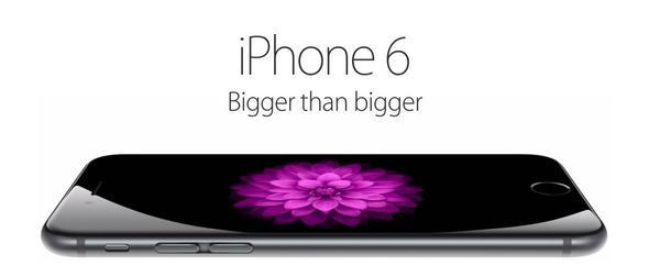 The iPhone 6 - Bigger than Bigger http://t.co/LS93tdijn0 http://t.co/dPuiiAltQ6