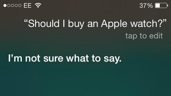 Siri is not convinced. http://t.co/RCd8mWqzI8