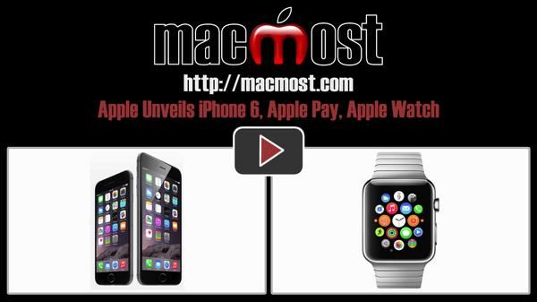 "Posted a new video tutorial ""Apple Unveils iPhone 6, Apple Pay, Apple Watch"" at http://t.co/XRszaAEpLy http://t.co/y1QPIVLgGZ"