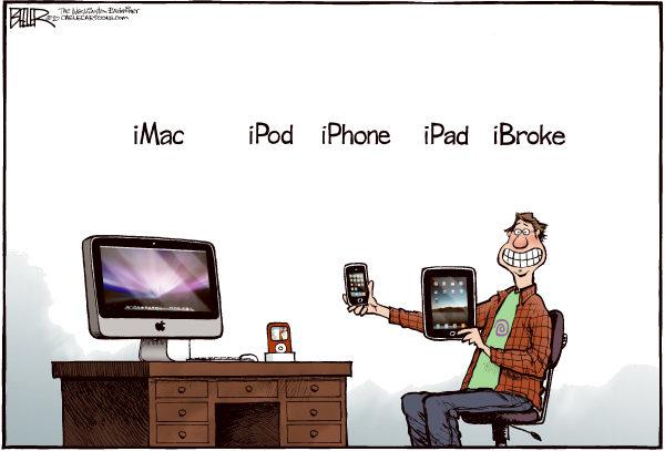 Here's one of my iPhone classic favorites by Nate Beeler #iPhone6 #AppleLive #iPhone6Launch #AppleEvent #iPhone6Plus http://t.co/ziy4bQSRsg