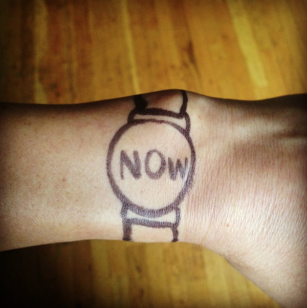 The most personal and accurate watch in the world. And it's free. http://t.co/bEe21YAB4u