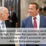 RT @BW: .@Schwarzenegger & @JerryBrownGov: CA is proof you can fight #climatechange and grow economy: http://t.co/4thWHIRxPx