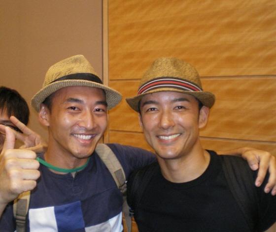 中核派の学生組織のトップ全学連委員長の織田陽介氏と山本太郎君の2ショット写真。 例として、有名人は素性の判らない人と写真撮ってるから、それだけでネオナチ認定は如何なものかと。 高市早苗と稲田朋美は全く評価してないけど。 @ryu3go http://t.co/j8OkXiZqhS