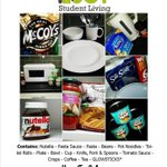RT @NjoyStudent: #Competition time The ESSENTIAL FRESHERS HAMPER in #Manchester RT for a chance of winning! #MMU #UoM http://t.co/u9ITG4fQdK