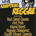 RT @JogjaNow: #jogja @iyunk_baek: 20/09/14 19.00 Kampoeng Reggae IRC di Purawisata Yk | 15k http://t.co/OHRS28OFmg