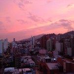 #UnaFotoBUC @deruedas: http://t.co/nQTWfzBUp3 / Amanecer rosa.