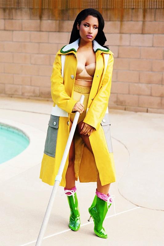 Nicki Minaj for Dazed Magazine http://t.co/P7TI50dkp2