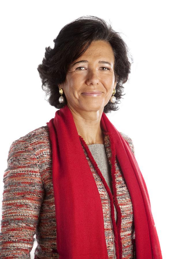 Ana Botín, nombrada por unanimidad presidenta de Banco Santander. Nota de prensa ya disponible http://t.co/NVbEJUNeQU http://t.co/OWqXnwChab