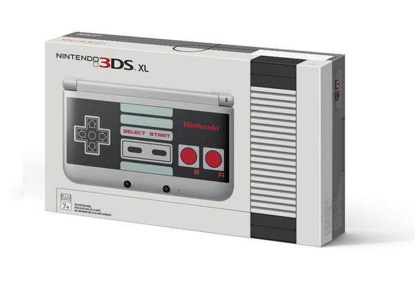 "Desperation. ""@jeansnow: NES-inspired 3DS XL coming to NA on October 10: http://t.co/VquzBwUGKe Love the packaging too."""