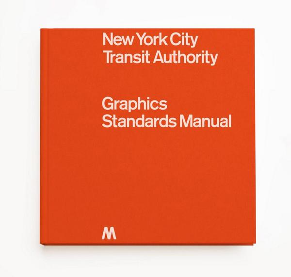 Awesome! Full-size reissue of the NYCTA Graphics Standards Manual. https://t.co/oGj89Cc3QT http://t.co/AYvtiSuJdB