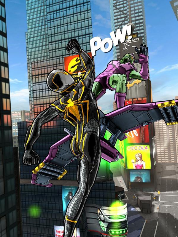 *Sorteo Spider-Man Unlimited* Un ganador al azar tendrá la suerte de ser el primero en probarlo. ¡Solo tienes que RT! http://t.co/Bygdd0wWD3