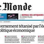 RT @stefandevries: .@LeMondefr's very comforting front page tonight: