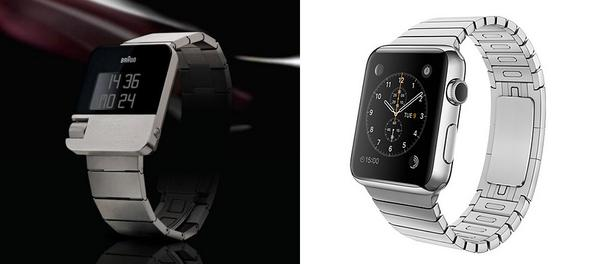 Two watches, same measurements: 38x42mm #AppleWatch , http://t.co/xZWjCnUzBD