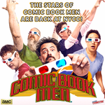 RT @NY_Comic_Con: Who's ready to enter another dimension with @ThatKevinSmith and the @ComicBookMenAMC at #NYCC? http://t.co/1Ap5L8RGeQ htt…