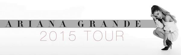 Very excited to team up with @ArianaGrande on her upcoming tour! Stay tuned for VIP Package details! http://t.co/dfmjDzsDq1