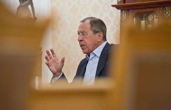 Сергей Лавров: поставлена цель – любой ценой вывести Россию из равновесия http://t.co/Oc2CjZnfDz Интервью @itass http://t.co/UaKGu4sBhJ
