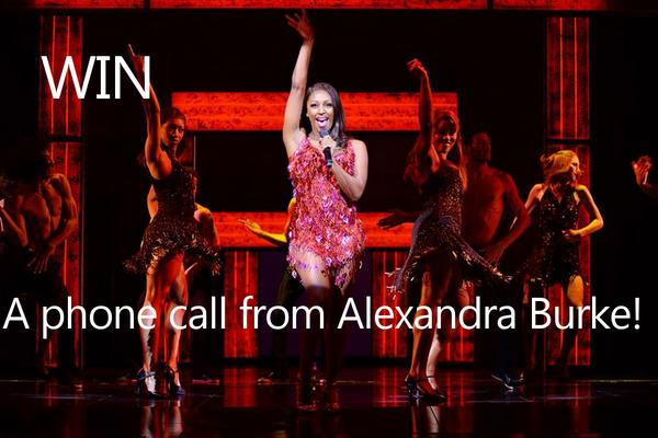 We're giving YOU the chance to win a phonecall from @alexandramusic ! Find out how here! > http://t.co/gDXklUjV0A RT! http://t.co/wAFajIgMO2