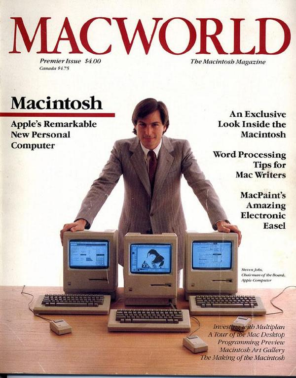 Macworld ceases publication, 30+ years in print...1 magazine displaced by 10,000 of bloggers http://t.co/iPUnpbKtS8  http://t.co/Ze8FzCX8sU
