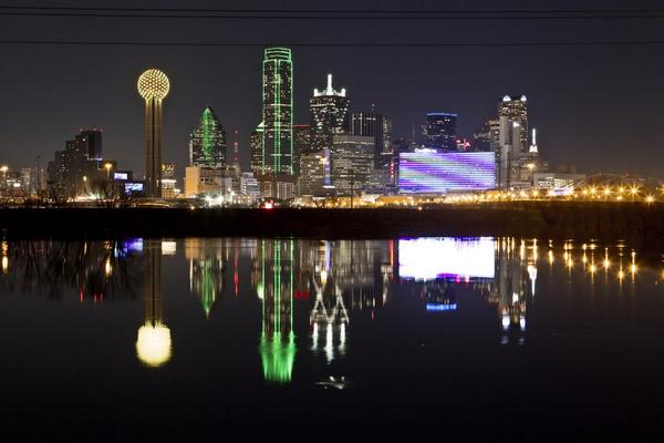 Eat that, Big Apple: Dallas' skyline is voted best in the world http://t.co/Bh4R7dOiKe http://t.co/hK6JwX52fk