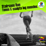 Do you take the lift or prefer to climb up the stairs? #sowrun