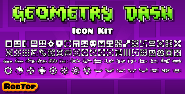 Geometry Dash 1.6 Full