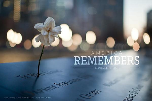 America Remembers. #911anniversary #NeverForget http://t.co/fRbLppcRVu