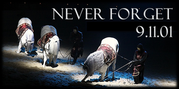 We Will Never Forget! #911Anniversary #NeverForget911 #September11 #NeverForget http://t.co/AWL6P7dVJ6