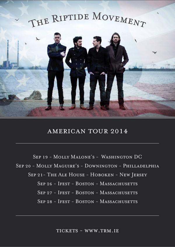 Full list of American gigs, we'd really appreciate you sharing this poster with any friends/family out there!! Ta! X http://t.co/basunSraPj