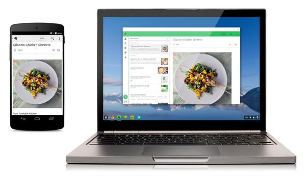 今年のGoogle I/Oで発表したApp Runtime for Chrome(ARC)がリリースされました。AndroidアプリがChromebooksで動きます。 http://t.co/auIRU5UbSp http://t.co/47RfVaWzhq