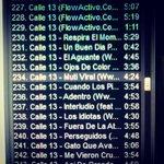 RT @Yani636: En la oficina, escuchando a uno de mis favoritos, y ahora mis colegas son nuevos fans! @Calle13Oficial #multiviral http://t.co…