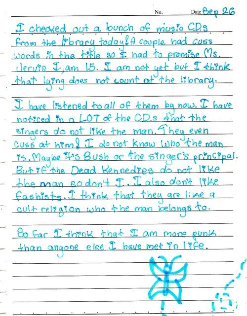 This little girl is more punk rock than you. PS: butterflies http://t.co/q7ljNQJtio