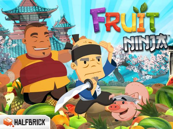 It's #FreeCodeFriday! RT and follow for the chance to win a free copy of Fruit Ninja HD! http://t.co/GkZFbhhw01