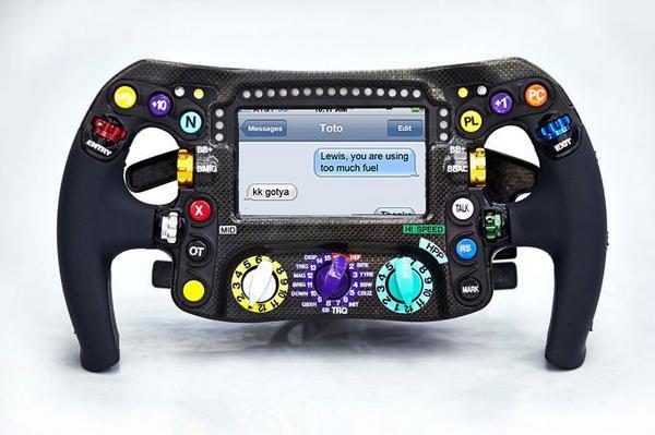 The future of F1 communications http://t.co/zcmM6s3Pkj