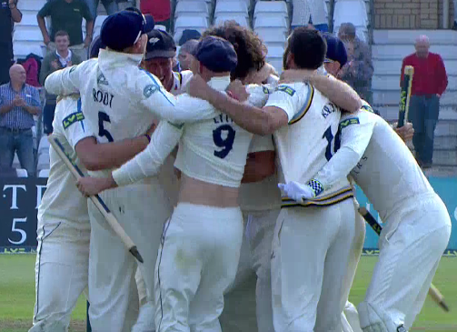 .@Yorkshireccc are 2014 COUNTY CHAMPIONS! http://t.co/5Zmezbztrd