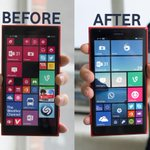 Up with the update? #LumiaCyan http://t.co/xPstchfQ9Q http://t.co/SIaRvrifdw