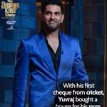 RT @ColorsTV: .@YUVSTRONG12 is really close to his mother! Catch him tonight 8PM on #TheAnupamKherShow  @AnupamPkher http://t.co/V5dUsPXkR4