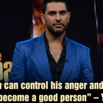 RT @ColorsTV: Wise words from @YUVSTRONG12 only on #TheAnupamKherShow tonight 8PM! @AnupamPkher http://t.co/iwsUZNTNOB
