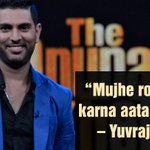 RT @ColorsTV: Get up close and personal with @YUVSTRONG12 on #TheAnupamKherShow tonight 8PM! @AnupamPkher