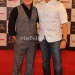 RT @itsBollywood: Pic: @AnupamPkher with Rohit Shetty at the 13th @ColorsTV Indian Telly Awards @RohitShetty_FC http://t.co/1UguMKxVXi