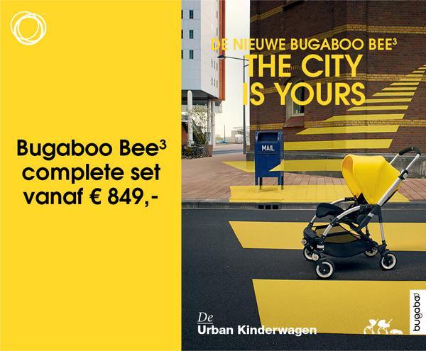 Heb jij de nieuwe Bugaboo Bee³ al gezien?! En we mogen er 1 weggeven! :) Doe nog snel mee > http://t.co/fpF7xuLXZ0 http://t.co/0RKq64EH9o