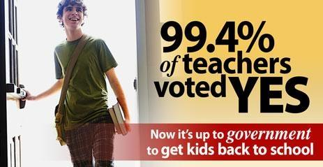 B.C. #teachersstrike: Vancouver parents to rally for binding arbitration on September 14 http://t.co/8V9znz5B2a #bced http://t.co/qgqzAKbxnn