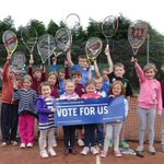RT @arbroathltc: @bgtennisnation Would appreciate if you could RT this msg.We could win £3K in a community awrd if u RT #COMMFUND GNK
