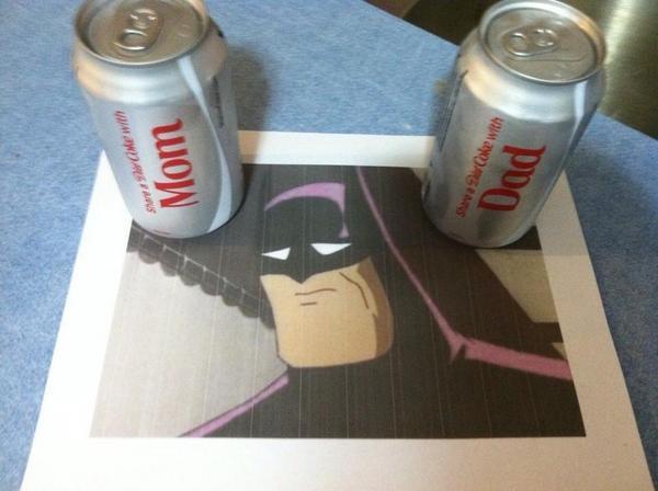 Sad Batman. http://t.co/BBuqXjWUwq