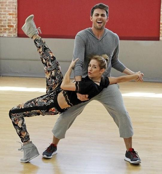 #DWTS rehearsal photos http://t.co/bHyIWAABcO @j_benntt and @Allisonholker are having fun http://t.co/CXRk176tsU