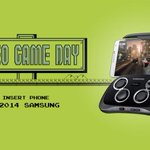 Smartphone Game Pad: sync and level up on-the-go. Perfect incentive to get off the couch. http://t.co/Vi8lZELPOA