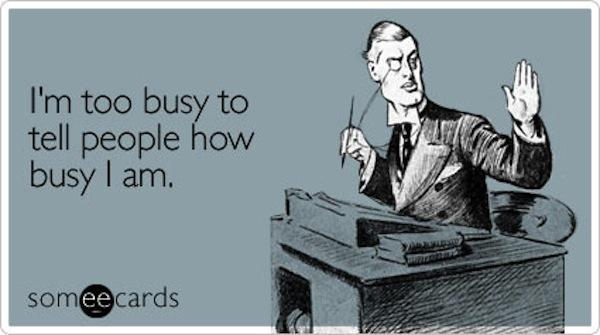 Staying #busy doesn't always mean being #productive! Work smarter with Producteev. http://t.co/hep9RT2TIn