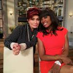 """""""@MrsSOsbourne: Why does @AishaTyler look so calm before her dare? #TheTalk"""