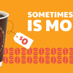 #FreeCoffee is back until 9/29. Get it starting 9/16 during breakfast! http://t.co/SxUAqFdYYM