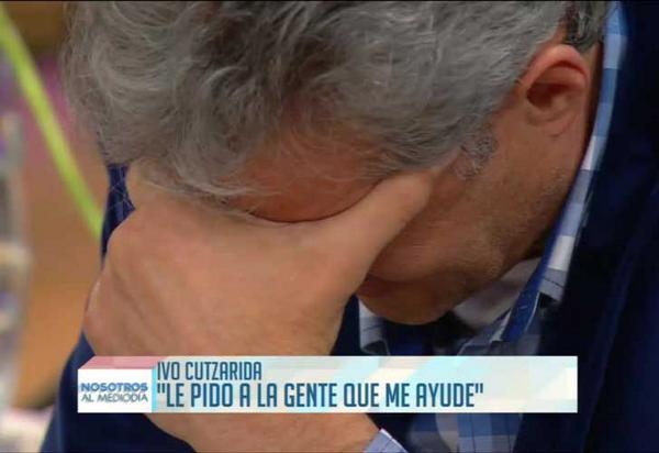 Exitoina (@exitoina): Ivo Cutzarida, quebrado ante la inseguridad http://t.co/Y4cTvnT9Vn http://t.co/TehydY71IW